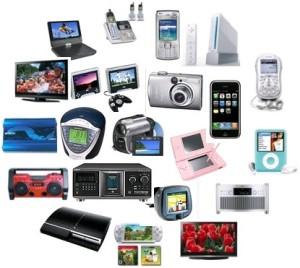 prohibited item electronics