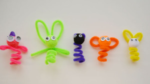family road trip ideas pipecleaners