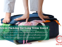 packing tips for long term travel