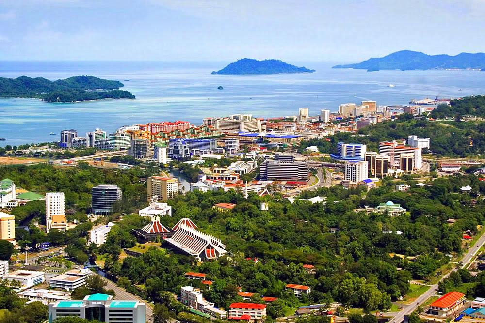 Kota Kinabalu, Malaysian Borneo